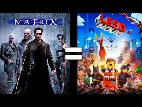 24 Reasons The Matrix & The Lego Movie Are The Same Movie video