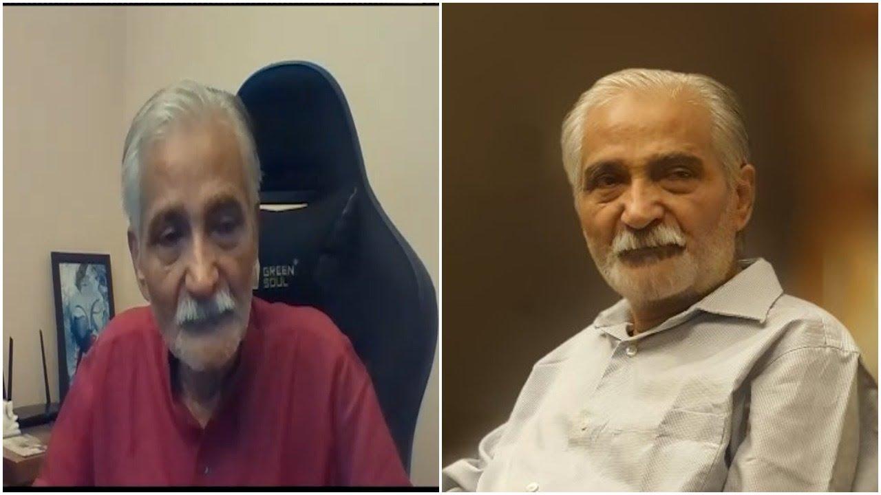 वरिष्ठ पत्रकार अजय उपाध्याय काशी से दिल्ली क्यों आए ? वर्तमान मीडिया पर क्या है उनकी राय ? सुनिये