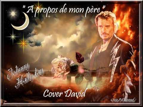 David chante
