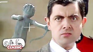 အတ္ထုပ္ပတ္တိ Bean ကို!   Mr Bean ကိုရယ်စရာကောင်းသောကလစ်များ ဂန္ထဝင် Mr Bean