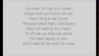 Bright Eyes - Nothing Gets Crossed Out (with Lyrics)