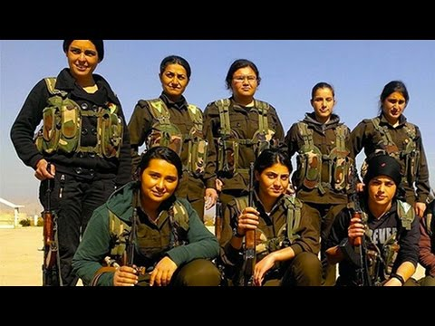 Rojava: An Experiment in Radical Direct Democracy Within a War-Torn Country