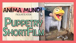Tuppa Turi på Ferie - A Puppetry short film