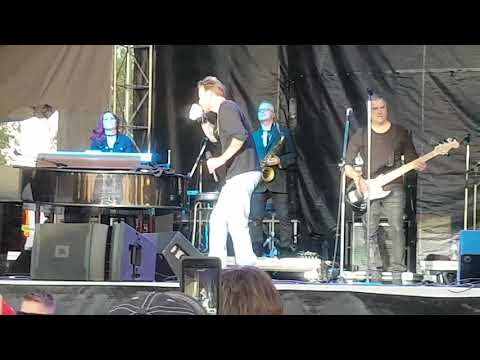 Corey Hart Never Surrender Live at the Oxford Stomp July 2017