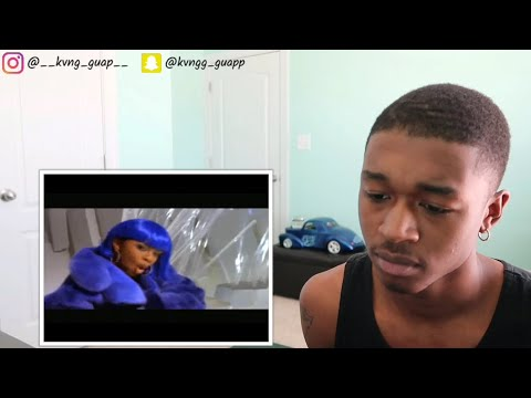 LIL' KIM FT. LIL CEASE - CRUSH ON YOU | REACTION