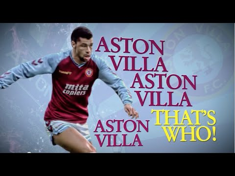 Aston Villa That's Who - A Villa Song by The Villa Decree