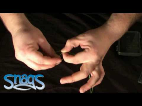 How to Tie a Figure of 8 Loop Knot