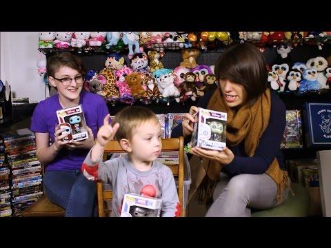 Pop Fun Kid Funko Pop Figures Collection  Haul Review Hunting Unboxing