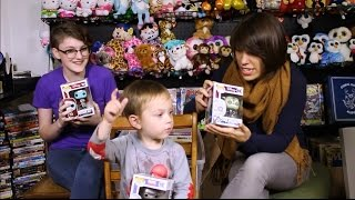 Baixar Pop Fun Kid Funko Pop Figures Collection 2015 Haul Review Hunting Unboxing