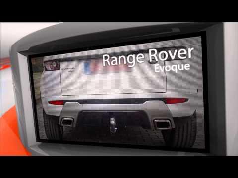 Anhängerkupplung Range Rover / Landrover : Kaufen Und Einbauen Beim Profi