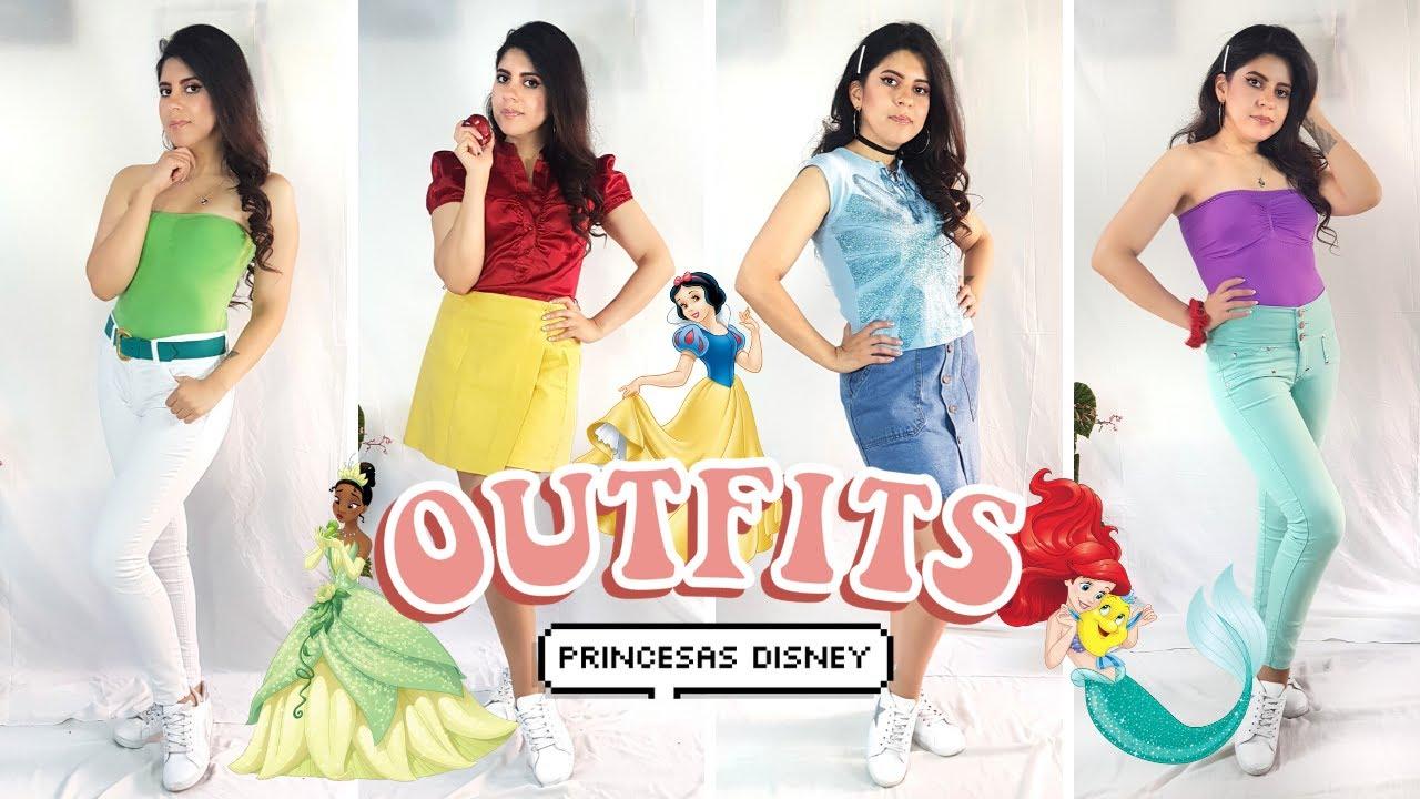 Download OUTFITS INSPIRADOS EN LAS PRINCESAS DISNEY |  LISS STYLE