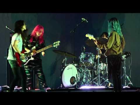 Warpaint - Ashes To Ashes - Primavera Sound 2014