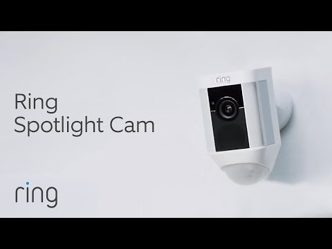 Ring Spotlight Cam: Smart Security Anywhere You Need It