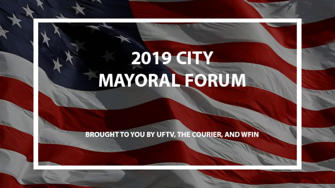 City of Findlay Mayoral Forum Presented by UFTV, WFIN, and The Courier
