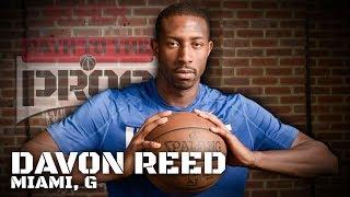 2017 NBA Path to the Pros: Davon Reed, Miami G