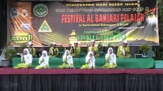 Gambar cover Manshur Syabab Jr - Festival Banjari Banyubang 2015