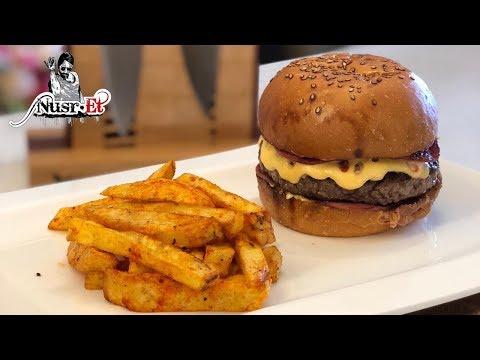 İşte Steak Burgerin Tüm Sırları