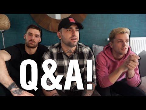 😂 Q&A Z EKIPĄ   NASZA NAJLEPSZA IMPREZA? 😂   YOURI