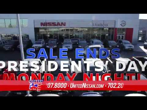 Presidents Day Car Sales 2017 >> United Nissan Presidents Day Sales Event 2017