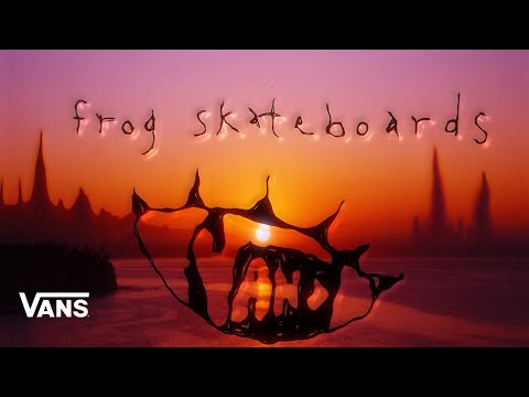 Vans Skateboarding by Frog Skateboards | Skate | VANS