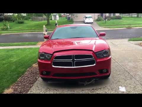 2011 Dodge Charger R/T Water Pump Replacement