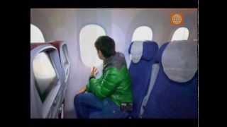 Perú: Televisión muestra nuevo Boeing 787 Dreamliner de LAN (28/10/2012)