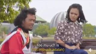 Lagu JUDI dalam Bahasa Inggris hahahaha ngakak sumpah