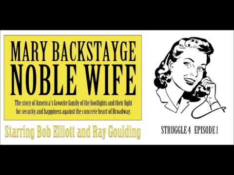 Mary Backstayge, Noble Wife Volume 4 Episode 01