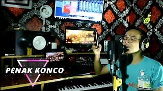 PENAK KONCO ( guyon Waton ) cover - Kusdy - Kroncong version