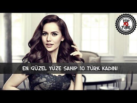 En Güzel Yüze Sahip 10 Türk Kadını