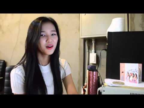 Woolim (Playback) - Cover (Ariana Grande - Almost is Never Enough)