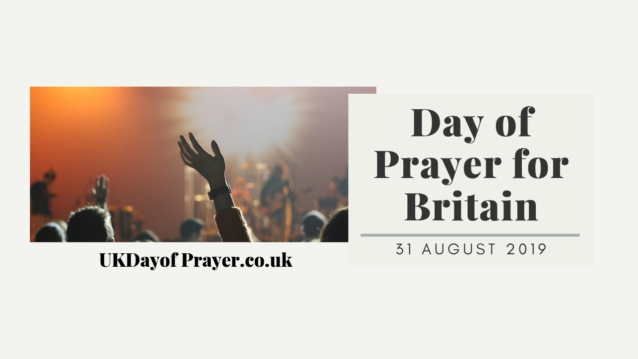 Day of Prayer for Britain — Eurovision