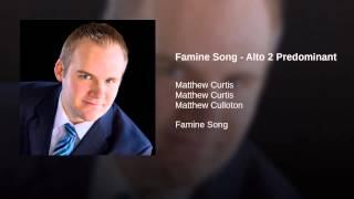 Famine Song - Alto 2 Predominant
