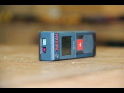 Bosch GLM 15 Laser Measure