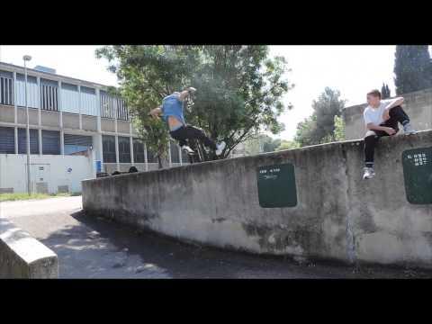 Massilia parkour -do not look back 2.0