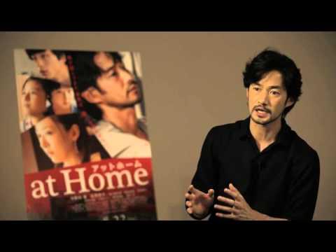 『at Home アットホーム』竹野内豊 WEB限定インタビュー