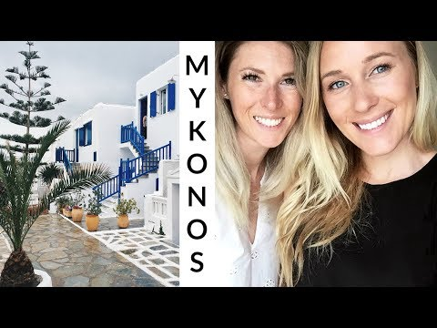 TRAVEL DIARY: MYKONOS, GREECE