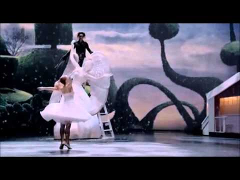 """Matthew Bourne's Ballet Clips- """"Edward Scissorhands"""""""