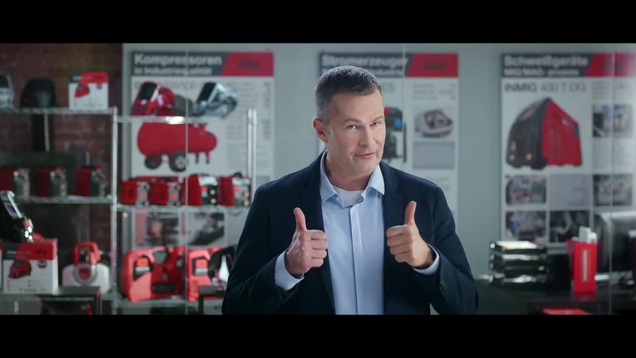 генератор Ударник УБГ 7000 - YouTube