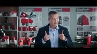видео Бензиновый генератор Fubag BS 5500 A ES с АВР