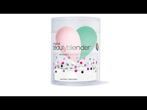 beautyblender 3piece Kit  Pastel Colors