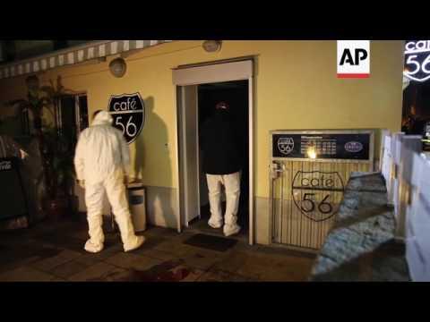 Two men open fire in Basel bar, killing 2