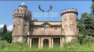 VILLA DEL CERVO: E' STATO ABBANDONATO IL CASTELLO DEL RE D'ITALIA