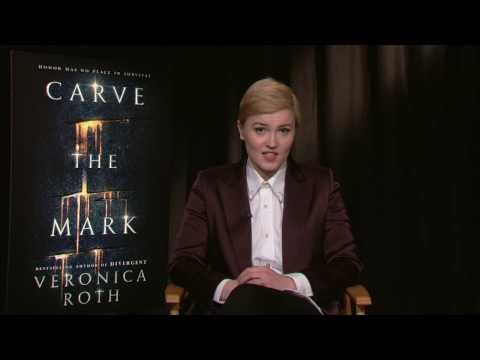 'Divergent' Author Veronica Roth Dishes On New Novel 'Carve The Mark'  EXCLUSIVE