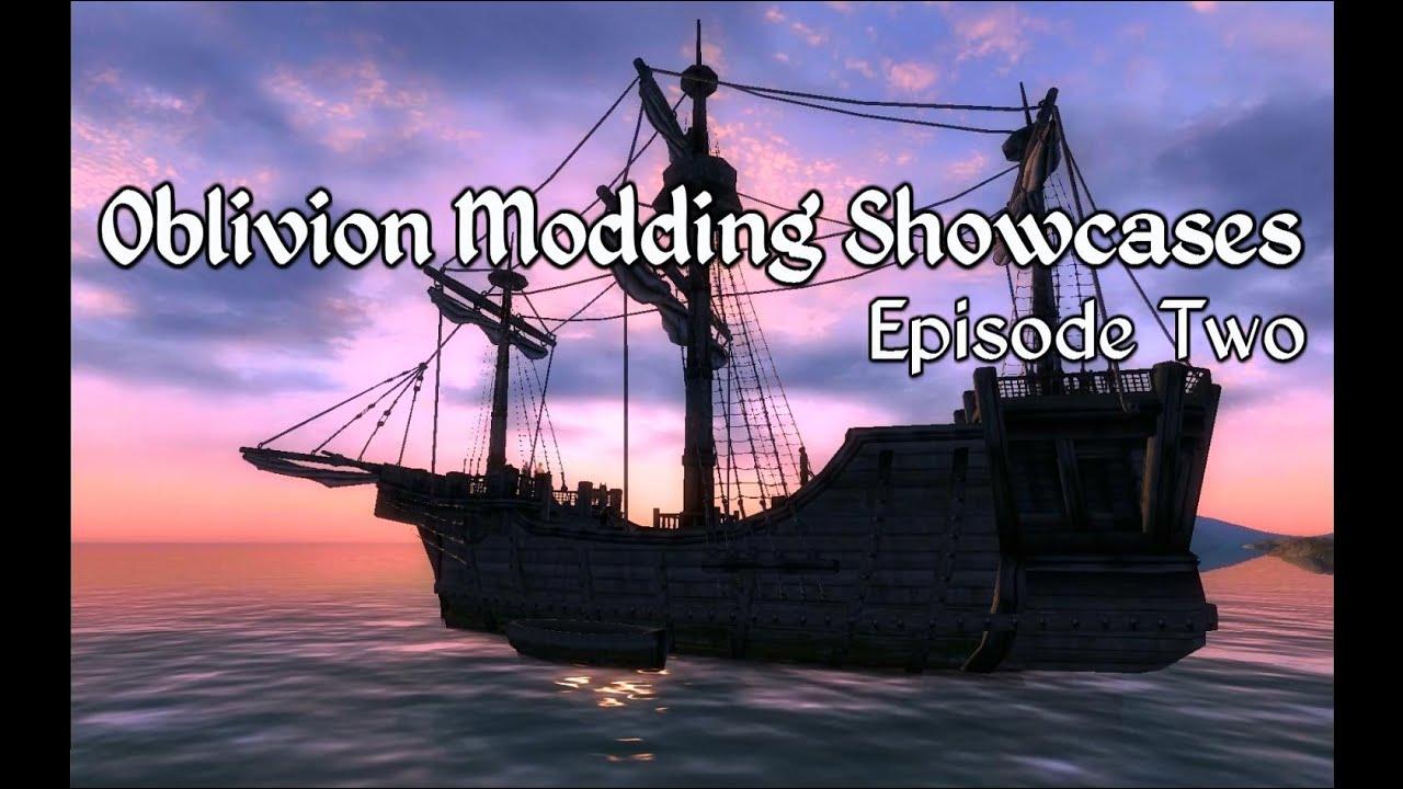 Oblivion Mods | Morrowind Modding Showcases