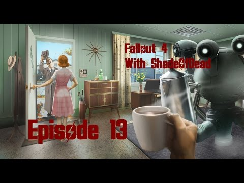Ghoul Farm, South Park Robots, Angry Dad - Fallout 4 Let's Play Ep 13