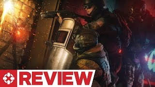 Rainbow Six Siege Review (2015)