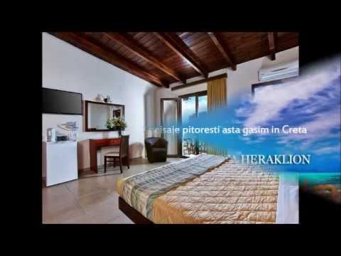 Charter Creta Heraklion - ST CONSTANTIN VILLAGE HOTEL & SUITES - Central Travel Bucuresti