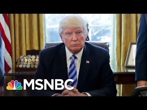 Washington Post Report Fuels Chaos In White House | The Last Word | MSNBC