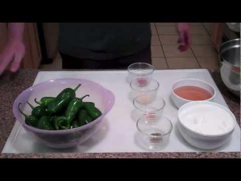 Candied Jalapeños Recipe